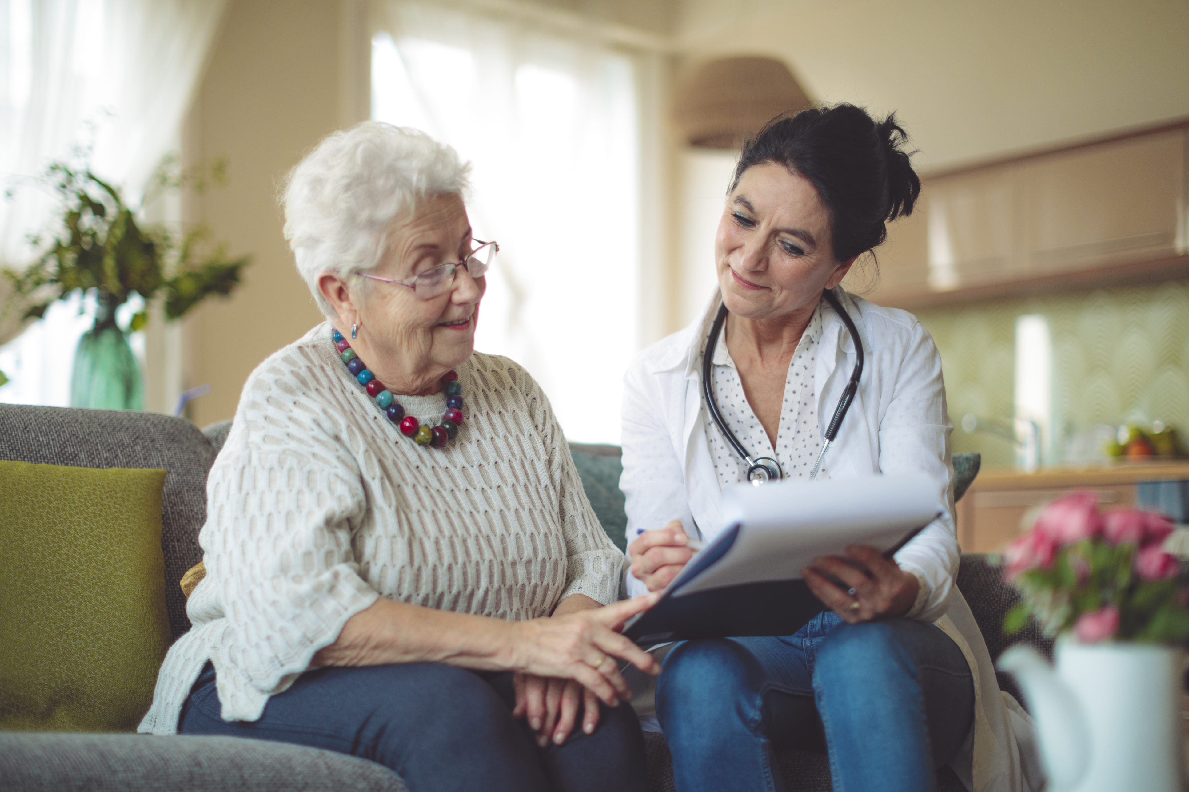 Home visits during clinical trials - Delta Healthcare Consulting